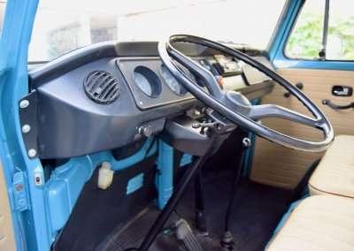 1971 Volkswagen Doka 1019 Interior 3