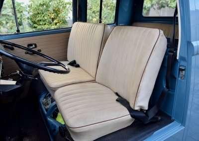 1971 Volkswagen Doka 1019 Interior 39