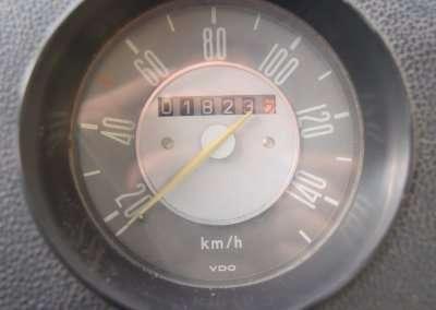 1971 Volkswagen Doka 1019 Interior 42c