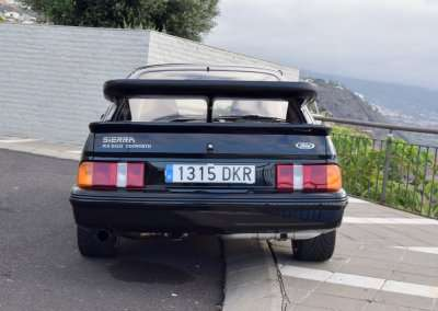 1987 Ford Sierra RS Cosworth Exterior 012