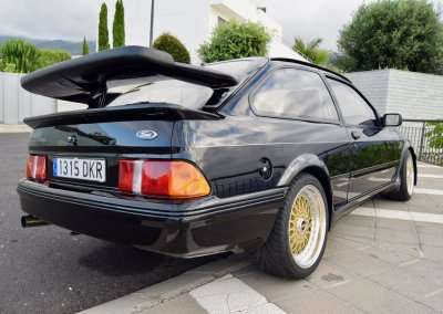 1987 Ford Sierra RS Cosworth Exterior 014
