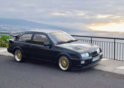 1987 Ford Sierra RS Cosworth Exterior 020
