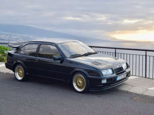 1987 Ford Sierra Cosworth RS
