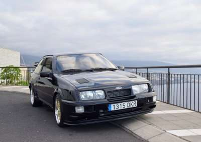 1987 Ford Sierra RS Cosworth Exterior 021