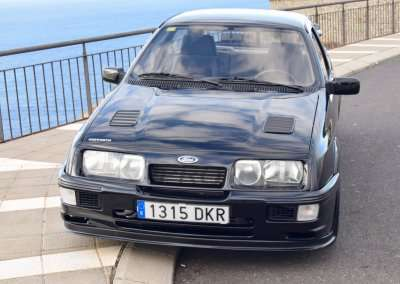 1987 Ford Sierra RS Cosworth Exterior 03