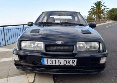 1987 Ford Sierra RS Cosworth Exterior 04