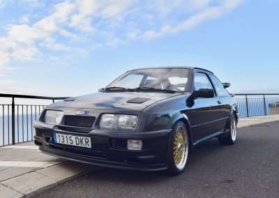 1987 Ford Sierra RS Cosworth Exterior 05