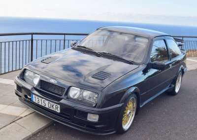 1987 Ford Sierra RS Cosworth Exterior 06