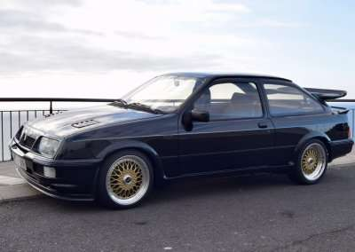 1987 Ford Sierra RS Cosworth Exterior 07