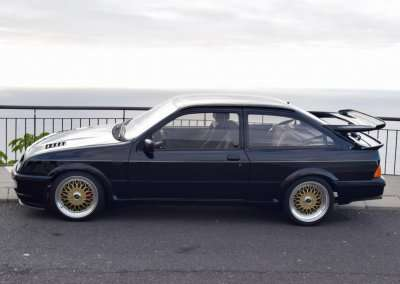 1987 Ford Sierra RS Cosworth Exterior 08