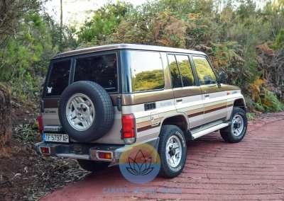 1991 Toyota Land Cruiser LJ77 LX - Exterior Pic-8
