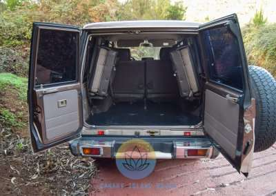 1991 Toyota Land Cruiser LJ77 LX - Interior Pic-47
