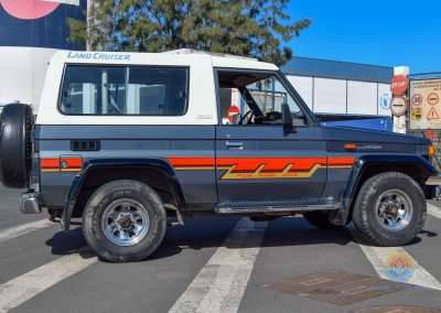 1991 Toyota Land Cruiser BJ73 LX