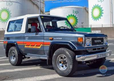 1991 Toyota Land Cruiser BJ73 LX