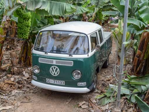 1971 Volkswagen Doka T2a