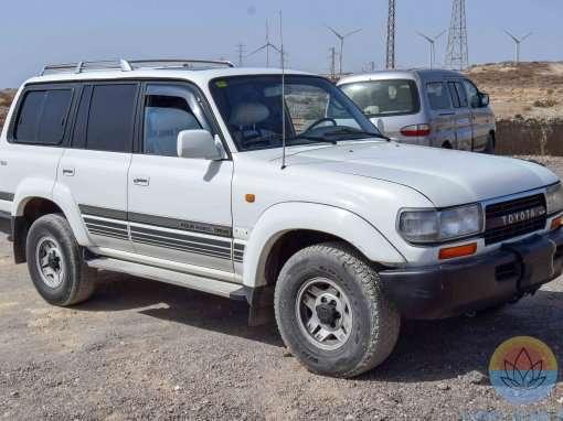 1992 Toyota Land Cruiser HDJ80 VX