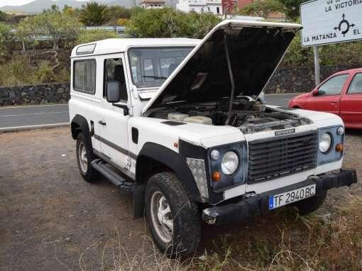 1995 Land Rover Defender D90 300Tdi