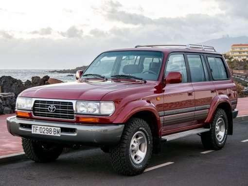 1997 TOYOTA LAND CRUISER HDJ80 24 VALVE